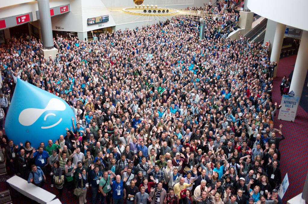 DrupalCon 2014 w Austin, TX
