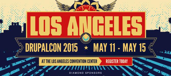 DrupalCon Los Angeles 2015